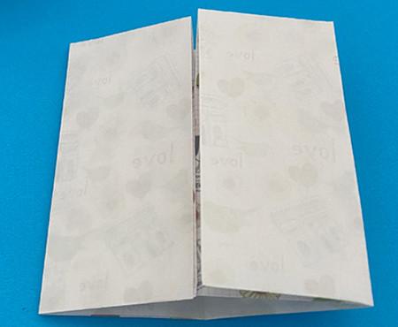 皇冠帽子折纸步骤图解 手工折纸-第4张