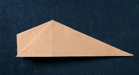 手工折纸鲤鱼步骤图解 手工折纸-第6张