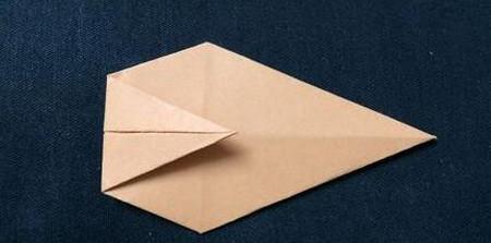 手工折纸鲤鱼步骤图解 手工折纸-第5张