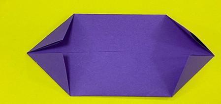 折纸滑板车图解 手工折纸-第4张