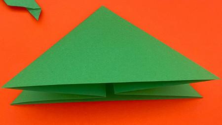 回力标折纸教程图解 手工折纸-第3张
