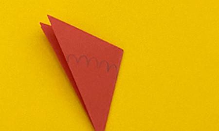 儿童手工折纸康乃馨花教程 手工折纸-第6张