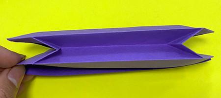 折纸滑板车图解 手工折纸-第8张