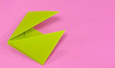 蜈蚣折纸图解步骤 手工折纸-第5张