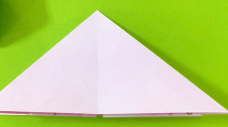 冰淇淋折纸步骤图解法 手工折纸-第3张