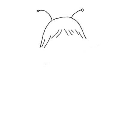 小学生儿童简笔画图片 中级简笔画教程-第2张