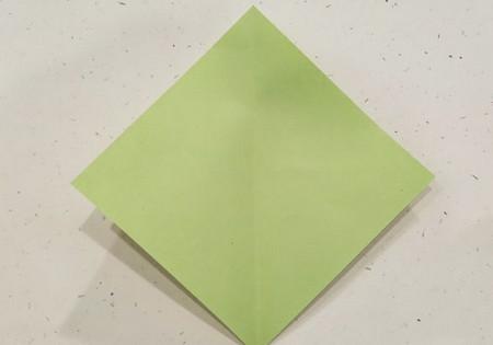 郁金香手工折步骤图解 手工折纸-第14张