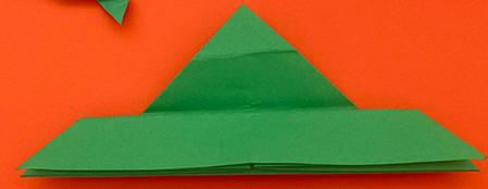 回力标折纸教程图解 手工折纸-第7张