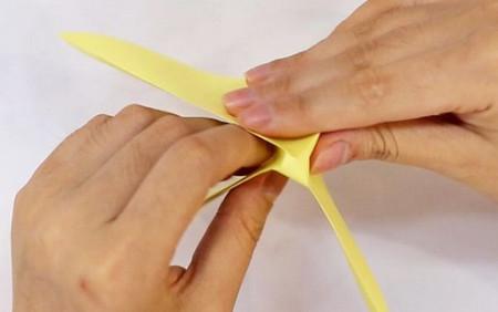 儿童手工折纸牛头步骤图解 手工折纸-第2张