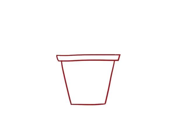 冰淇淋简笔画,哈根达斯简笔画 中级简笔画教程-第3张