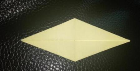 手工折纸小燕子步骤图解 手工折纸-第4张