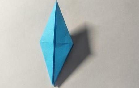 儿童手工锦鲤折纸图解 手工折纸-第5张