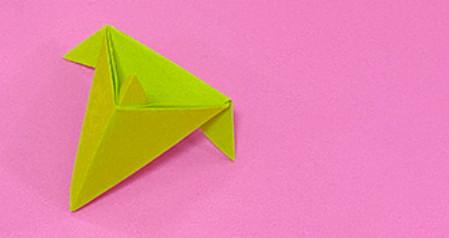 蜈蚣折纸图解步骤 手工折纸-第8张