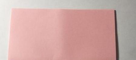 五角星花折纸教程图解 手工折纸-第2张