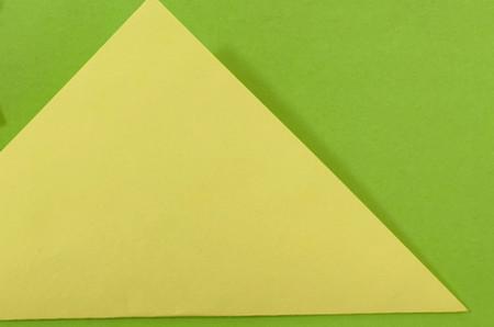 愤怒的小手工折纸步骤图 手工折纸-第3张