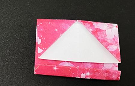 手提包折纸步骤图 手工折纸-第10张