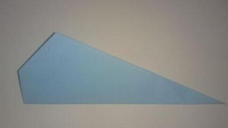 鲸鱼折纸步骤图 手工折纸-第5张