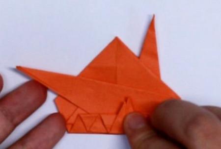 手工折纸蜗牛步骤 手工折纸-第4张