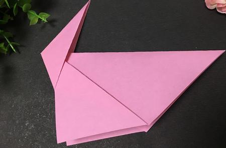 儿童手工折纸步骤图解法 手工折纸-第6张
