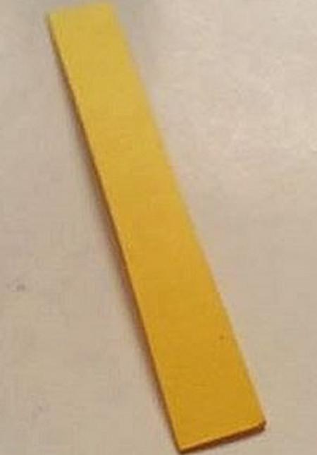 马蹄莲花折纸步骤 手工折纸-第6张