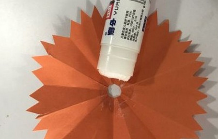 折纸康乃馨的步骤图 手工折纸-第14张