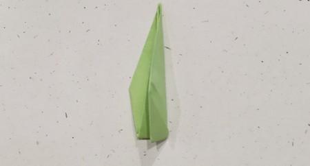郁金香手工折步骤图解 手工折纸-第20张