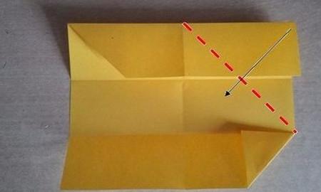 彩色立方体折纸教程 手工折纸-第6张
