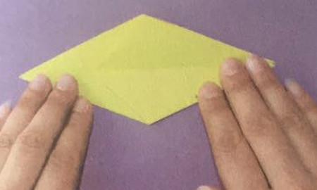 折纸蟋蟀图解 手工折纸-第2张