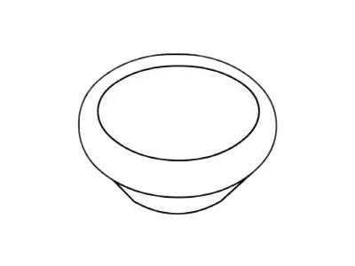 蛋挞简笔画图片