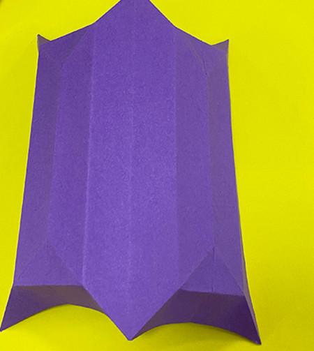 折纸滑板车图解 手工折纸-第7张