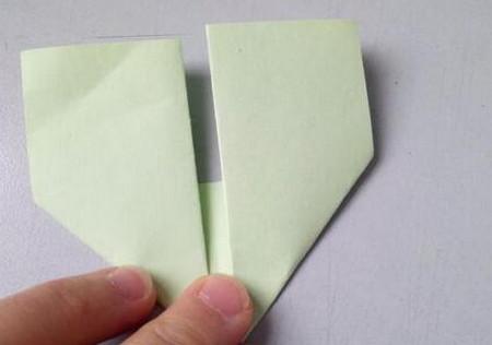 小兔子笔帽儿童手工折法图解 手工折纸-第4张