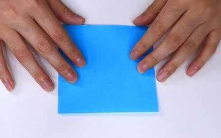 儿童手工折纸帆船折法图解 手工折纸-第2张