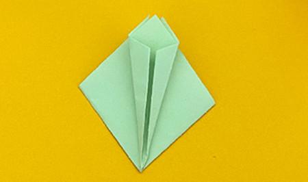 儿童手工折纸康乃馨花教程 手工折纸-第15张