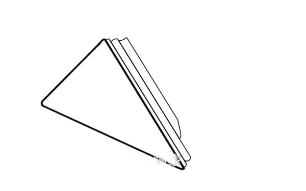 三明治简笔画简单又漂亮 三明治简笔画图片彩色