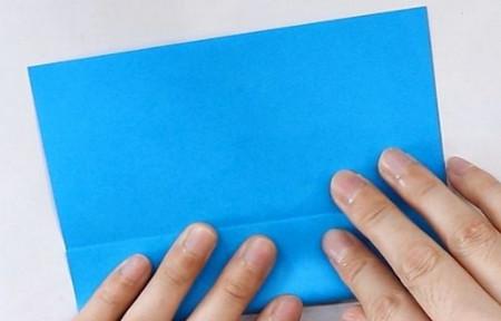 衬衫手工折纸步骤图解 手工折纸-第2张