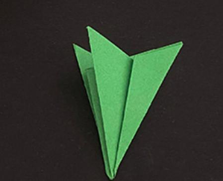 菠萝手工折纸方法图解 手工折纸-第21张