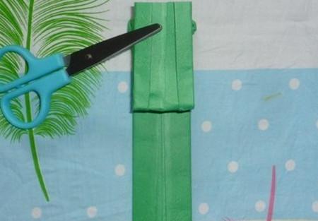 滑滑梯折纸步骤图 手工折纸-第12张