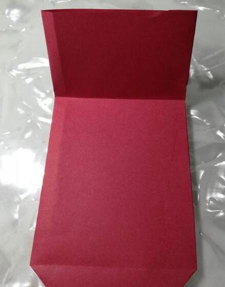 红包怎么折,折纸红包的制作方法 手工折纸-第8张