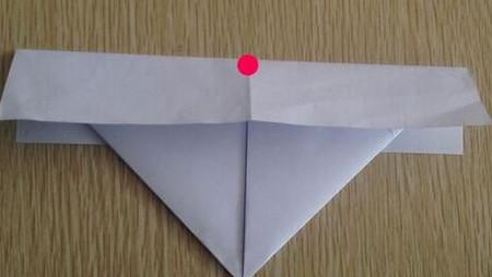 折纸宇宙飞船图解 手工折纸-第4张