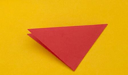 儿童手工折纸康乃馨花教程 手工折纸-第4张