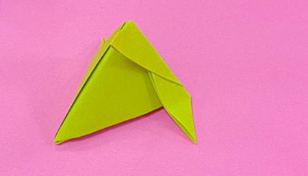 蜈蚣折纸图解步骤 手工折纸-第7张