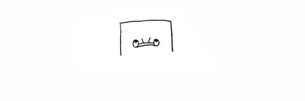 树爷爷画法步骤 卡通树爷爷简笔画彩色画法步骤图教程 植物-第4张