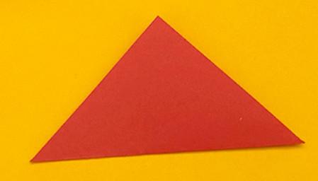 儿童手工折纸康乃馨花教程 手工折纸-第3张