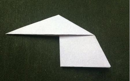 折纸大象的折法步骤 手工折纸-第6张