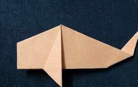 手工折纸鲤鱼步骤图解 手工折纸-第8张