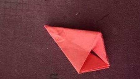 棒棒糖手工折纸步骤图解法 手工折纸-第5张