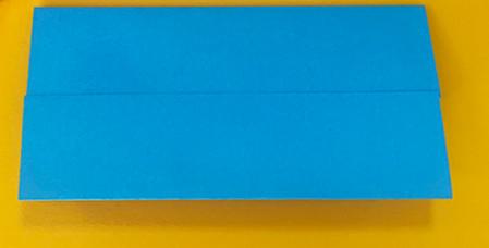 折纸小猪的步骤图解 手工折纸-第3张
