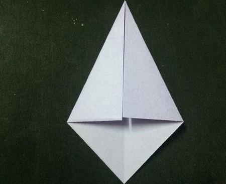 折纸大象的折法步骤 手工折纸-第3张