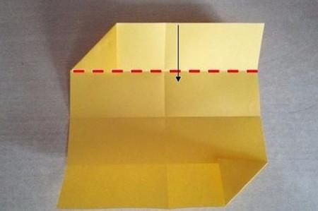 彩色立方体折纸教程 手工折纸-第5张