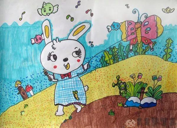 儿童画画入门